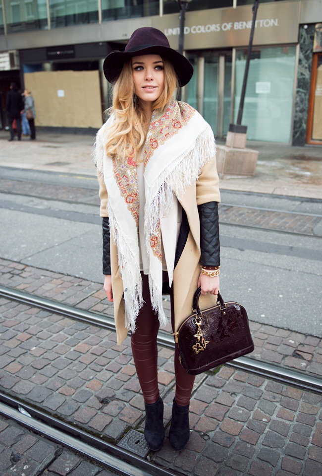 KAYTURE_à la Russe_russian scarf KRISTINA_russisches Tuch_russischer Schal_chales russes_foulard russe